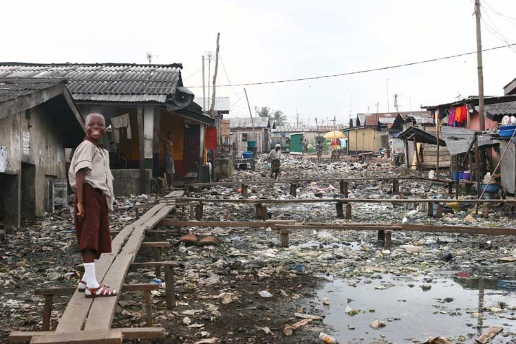 Poverty In Lagos
