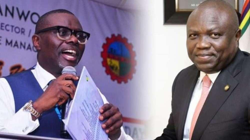 Sanwo-Olu and Ambode