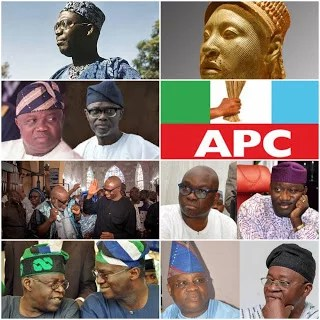 The Rise and Fall of Akinwunmi Ambode by Kayode Ogundamisi
