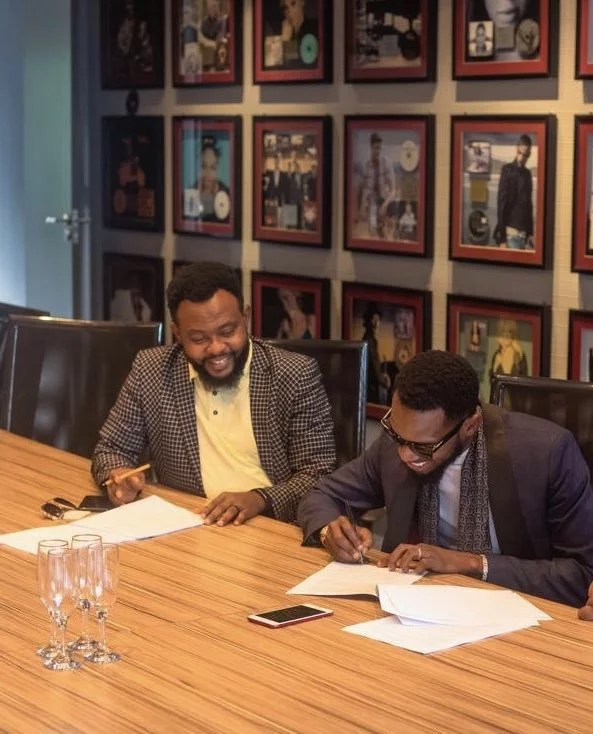 Dbanj Signs Deal With Sony Music Africa 00