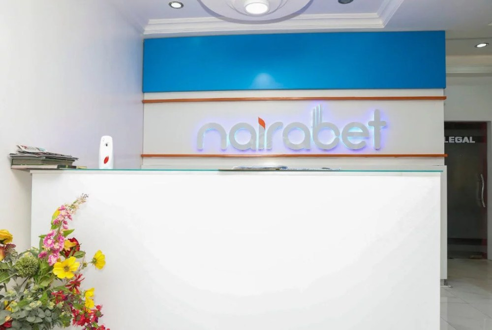 Inside View Of Akin Alabi & Nairabet Multi-Million Naira Mansion Office 05