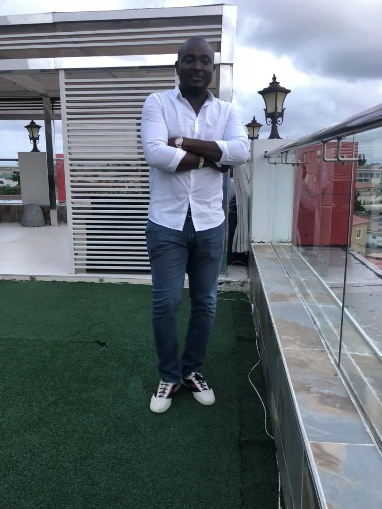 Inside View Of Akin Alabi & Nairabet Multi-Million Naira Mansion Office 25