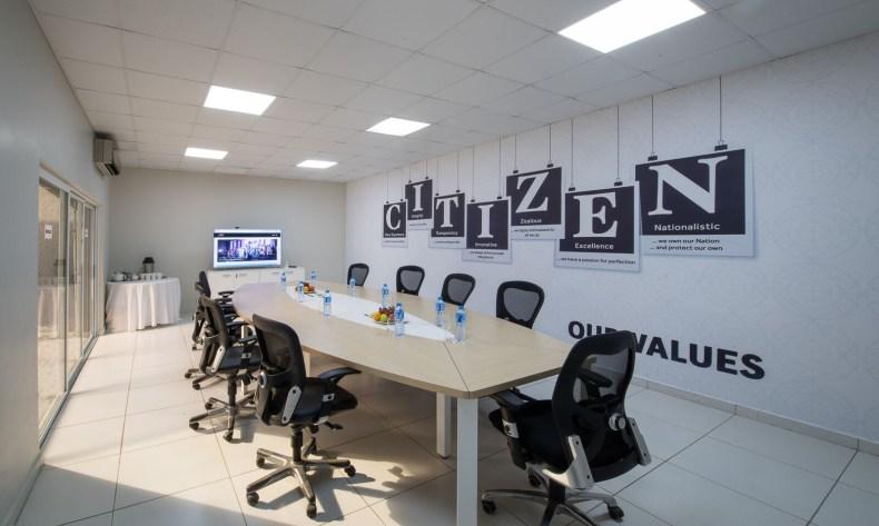 Inside View of Dare Art Alade Deola Art Alade Livespot Multi Million Dollar Office In Lagos 15