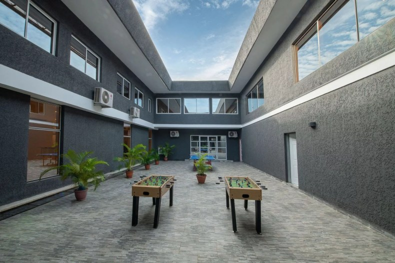 Inside View of Dare Art Alade Deola Art Alade Livespot Multi Million Dollar Office In Lagos 16