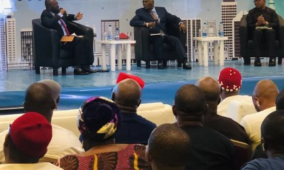 Atiku & Obi With Industry Leaders In Lagos