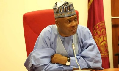 Bukola Saraki Accepts Defeat