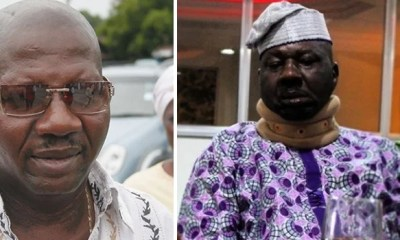 Legendary Yoruba Actor Baba Suwe Critically Ill And In Need Of Funds For Unknown Disease