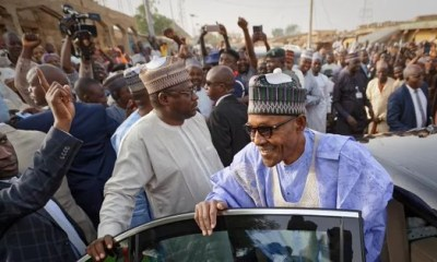 Muhammadu Buhari Re-Elected As Nigeria President for Second-Term