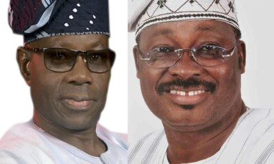 Gov Ajimobi File Petition Against Victory of Kola Balogun