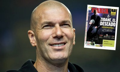 Zinedine Zidane set to be announced as the new Real Madrid coach