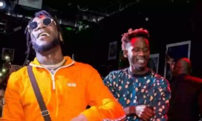 Burna Boy & Mr Eazi
