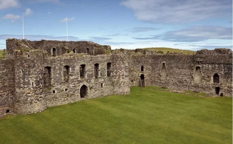 Castle Ward, Strangford, North Ireland: Winterfell