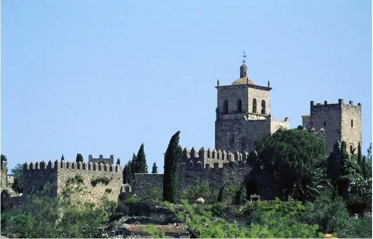 Trujillo Castle -- Game Of Thrones
