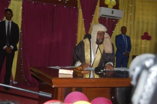 Honorable Debo Ogundoyin Elects As Speaker of Oyo State House of Assembly 00