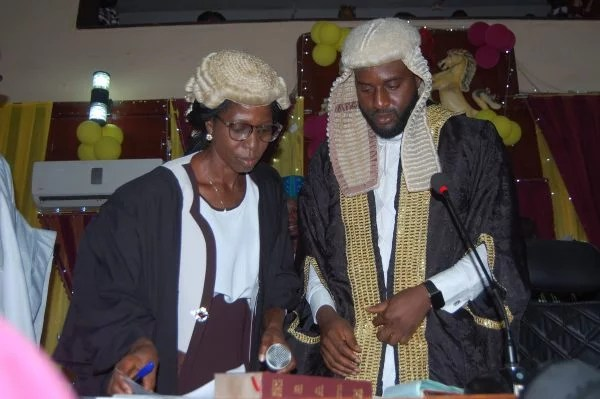 Honorable Debo Ogundoyin Elects As Speaker of Oyo State House of Assembly 01