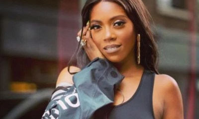 Tiwa Savage Reveals The Price She Is Paying To Get Closer To Her Dreams