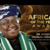 Okonjo Iweala Named Forbes Africa Person of the Year