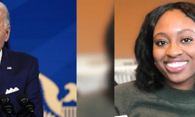 Biden Appoints Nigeria-American Osaremen Okolo As Covid-19 Policy Advisor