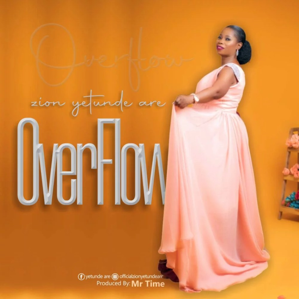 Yetunde Are Overflow Album