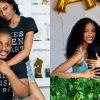 Alex Ekubo and ex-fiancee, Fancy Acholonu,