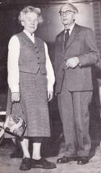 Lukacs e la moglie