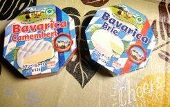 ブリーチーズ&カマンベールチーズ