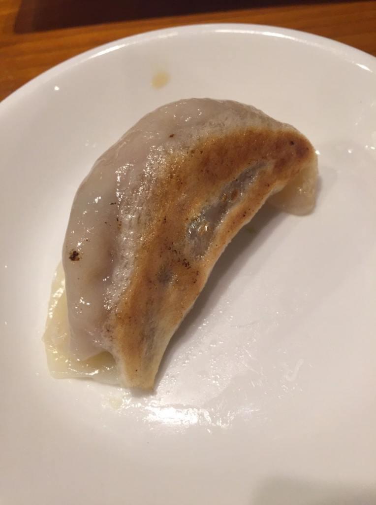 餃子酒場吉祥寺店 焼き餃子3