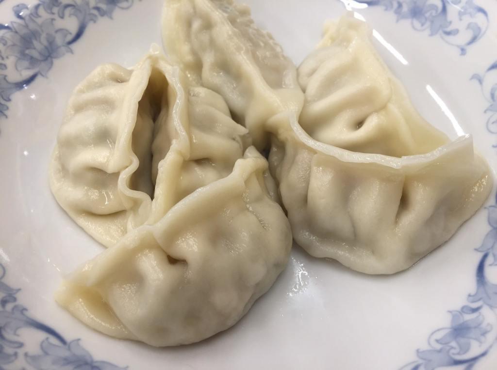餃子の満州 荻窪南店 水餃子2