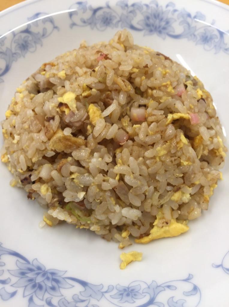 餃子の満州 荻窪南店 チャーハン2