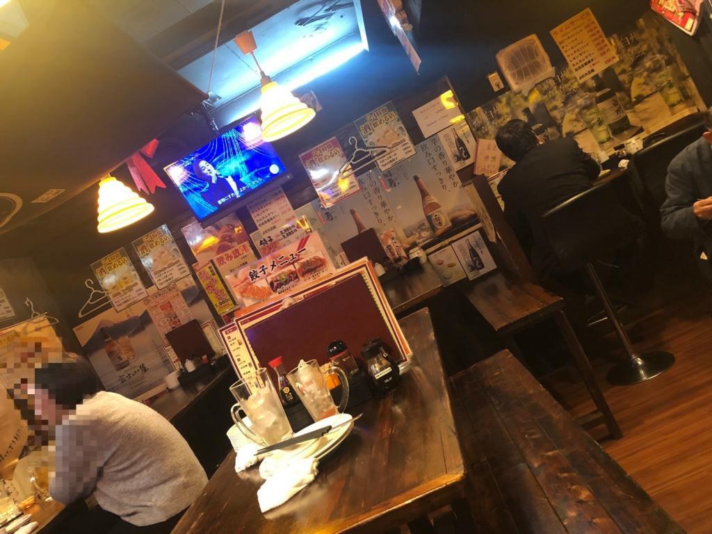 阿佐ヶ谷「餃子酒場」3
