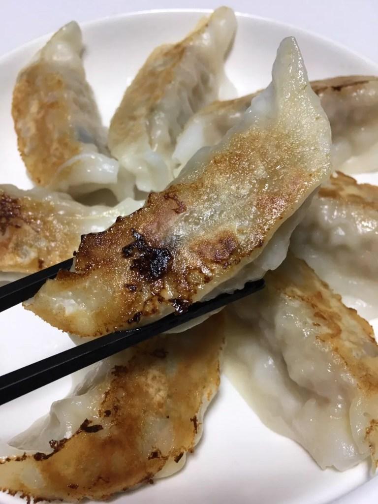 大阪王将 ジャンボニラ餃子3