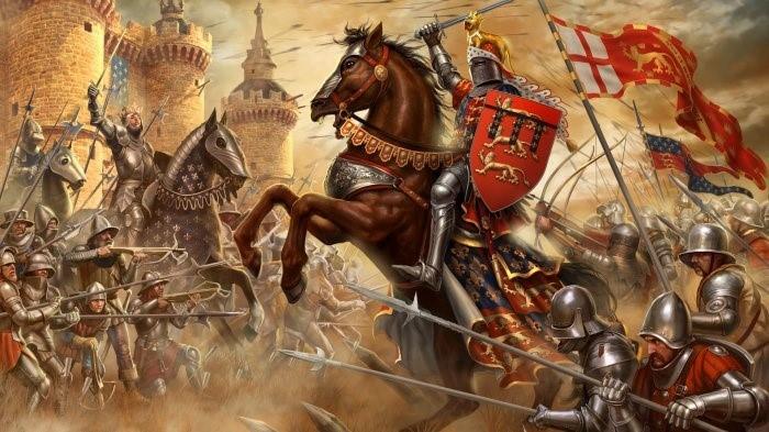 Потница в средние века