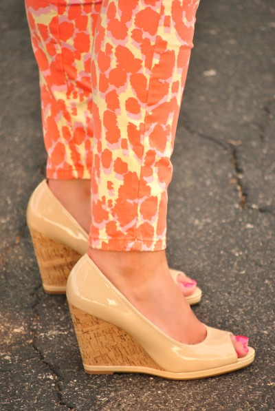 Coral Jeans, Wedges
