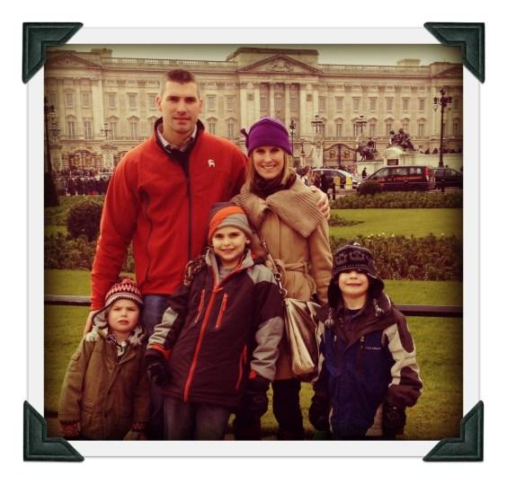 Jenni and Family