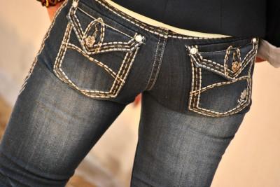 Rose Royce Jeans Back