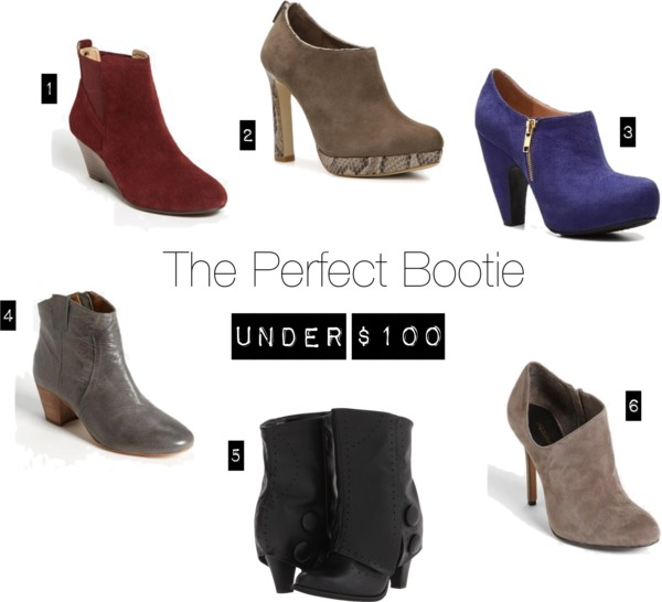 Ankle Boots for Fall 2013