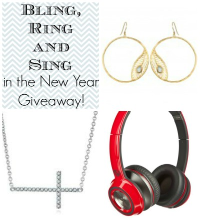 Bling, Ring and Sing Graphic