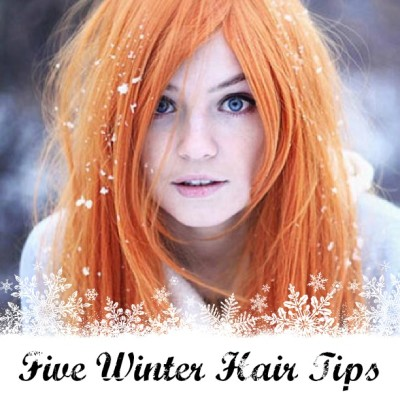 Winter Hair Tips
