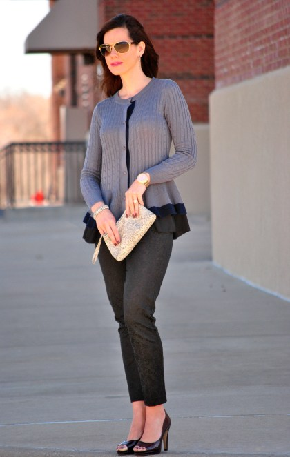 peplum-sweater-black-pants