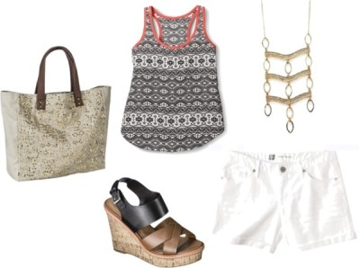 Summer Vacation Outfit 2