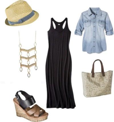 Summer Vacation Outfit 4