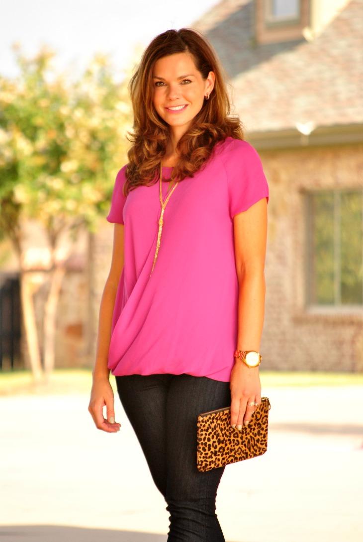 pink-blouse-jeans-leopard