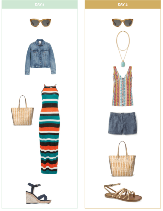 summer-vacation-packing-list-outfit