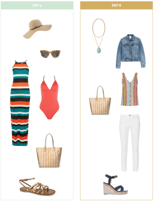 summer-vacation-packing-list-outfits