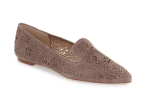 Vince Camuto Earina Perforated Flat