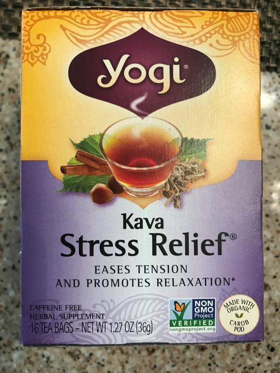 yogi kava tea