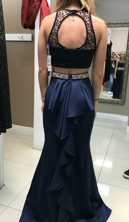 aubrey prom dress