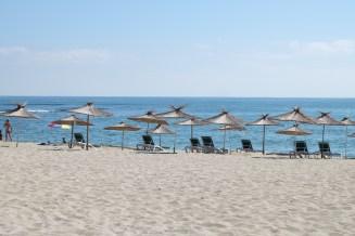 One of the Varna beach