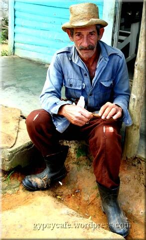 Tobacco Farmer, Viñales Valley, Cuba, January 2007