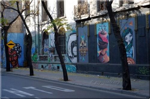 Santiago Street Art (10), Chile, June 2015